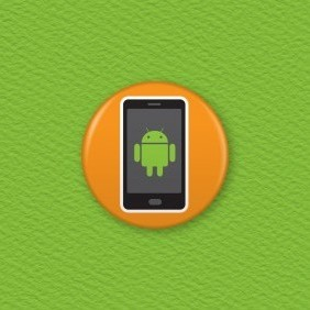Android Button Badge